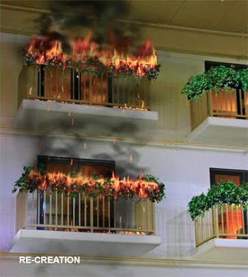 Firenxt Incendio Condominio