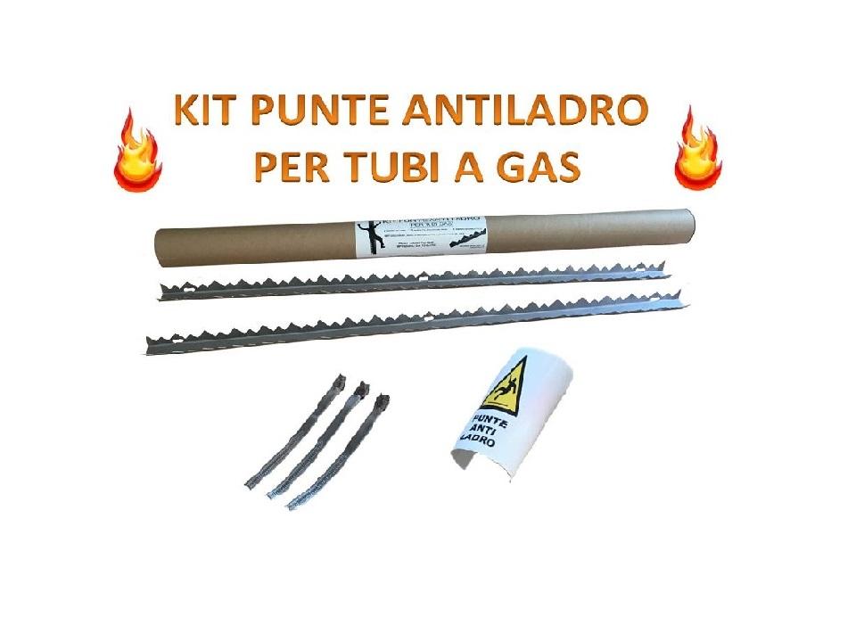 Kit Antiladro per Tubi a Gas