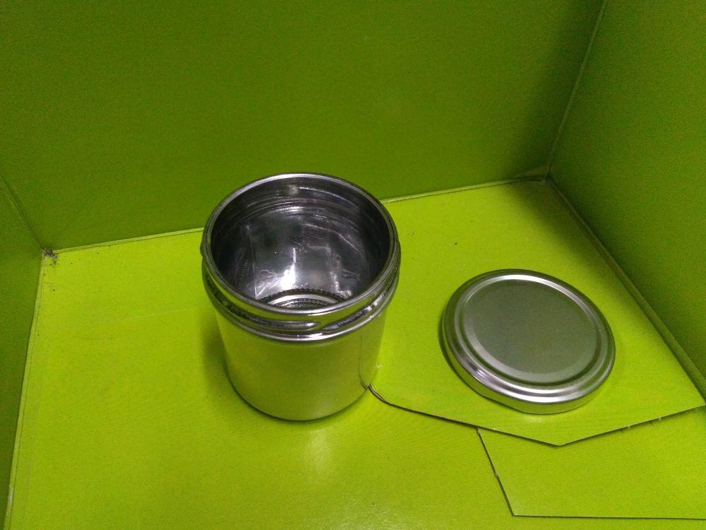 Nuova Linea Talken Spray No Leafing Inox Effetto Specchio_2