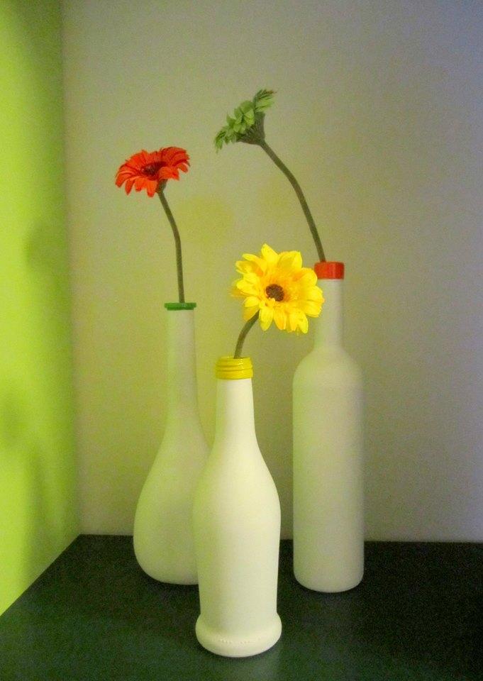 Talken Color Bottiglia con Bianco Supercoprente