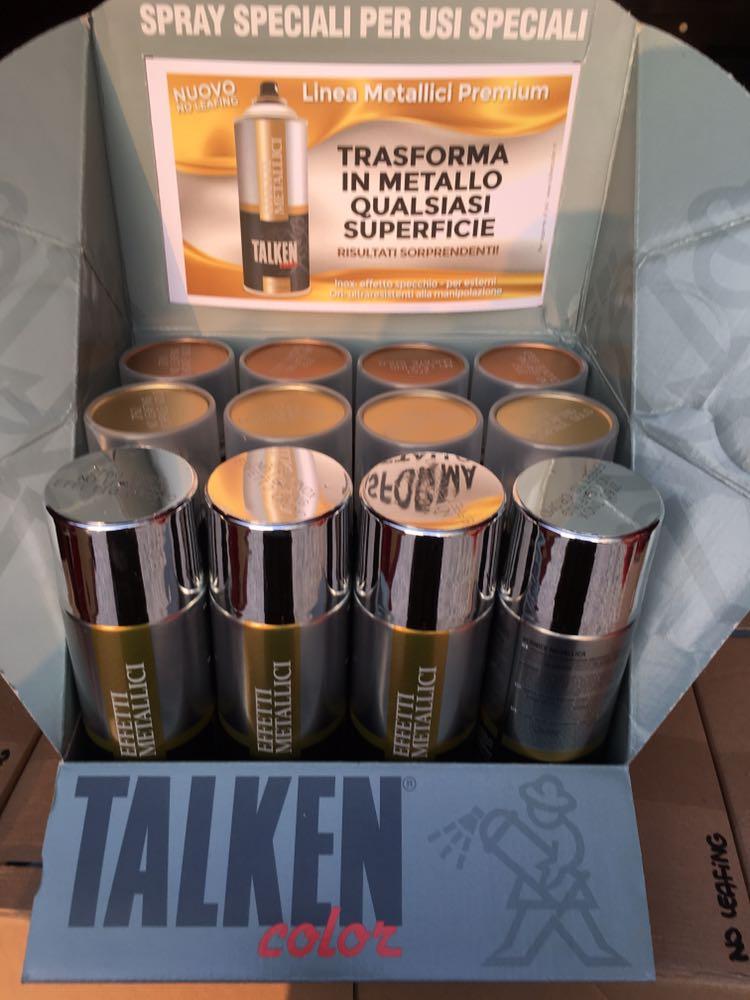 Talken Spray No Leafing Nuova Linea_1