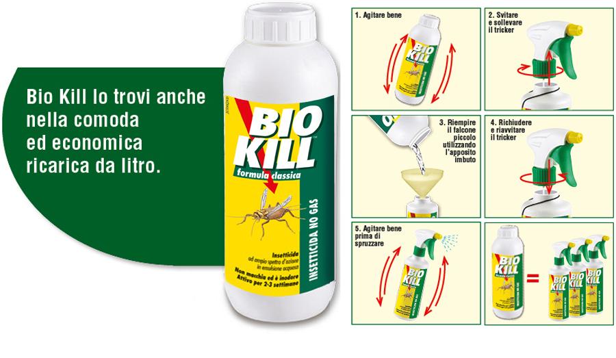 biokill Ricarica Lt.1