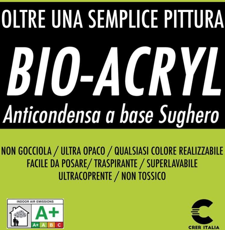 Bio-Acryl Anticondensa Sughero