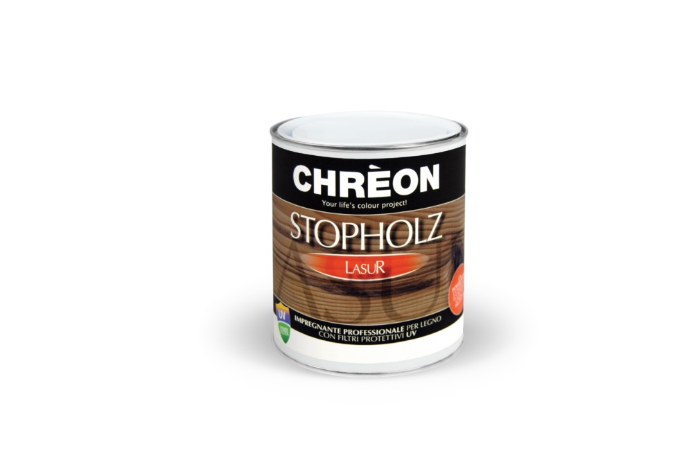 STOPHOLZ LASUR 750ml Chreon