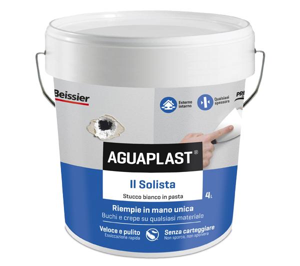Aguaplast Stucco Il Solistam Kg,4