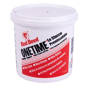 Red Devile One Time