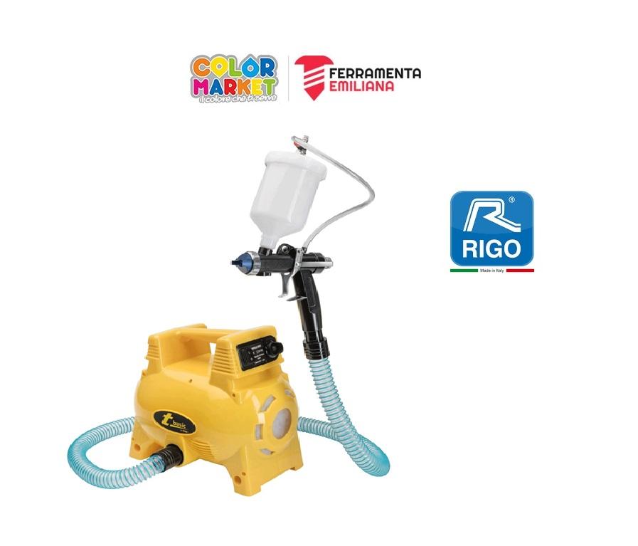 Turbina Rigo T-Basic 550W