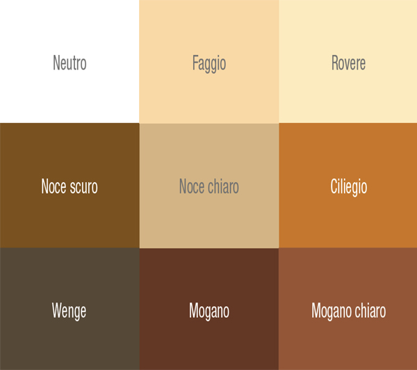 Woodlite Colori