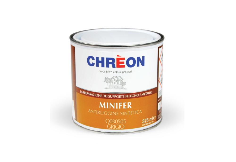Chreon Minifer Antiruggine Sintetica