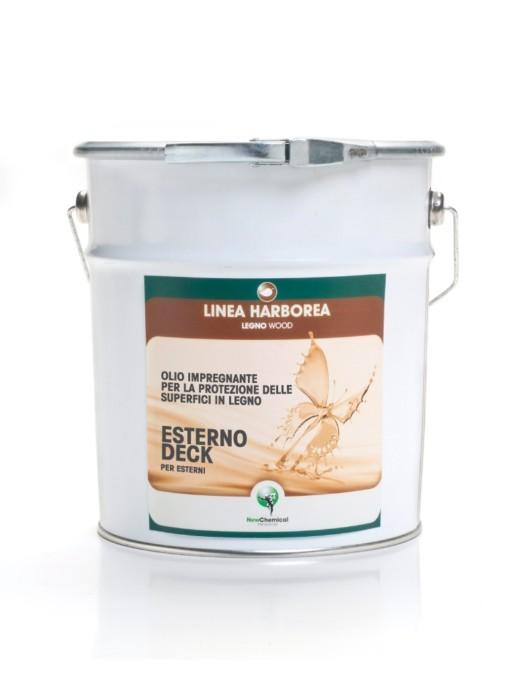 Esterno Deck Olio Impregnante New Chemical