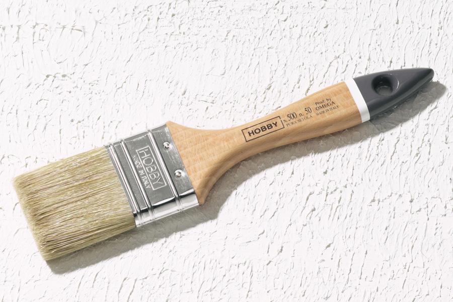 Pennello Omega S500 Pura Setola