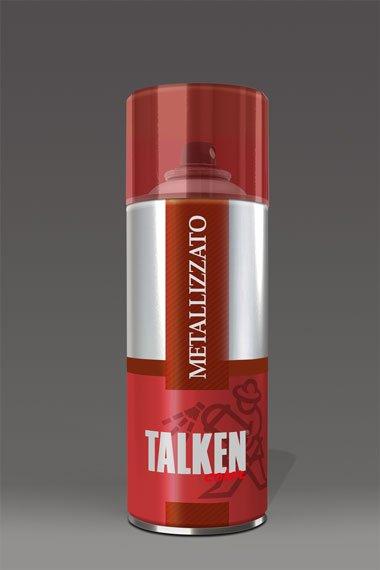Metallizzato Spray Talken Color