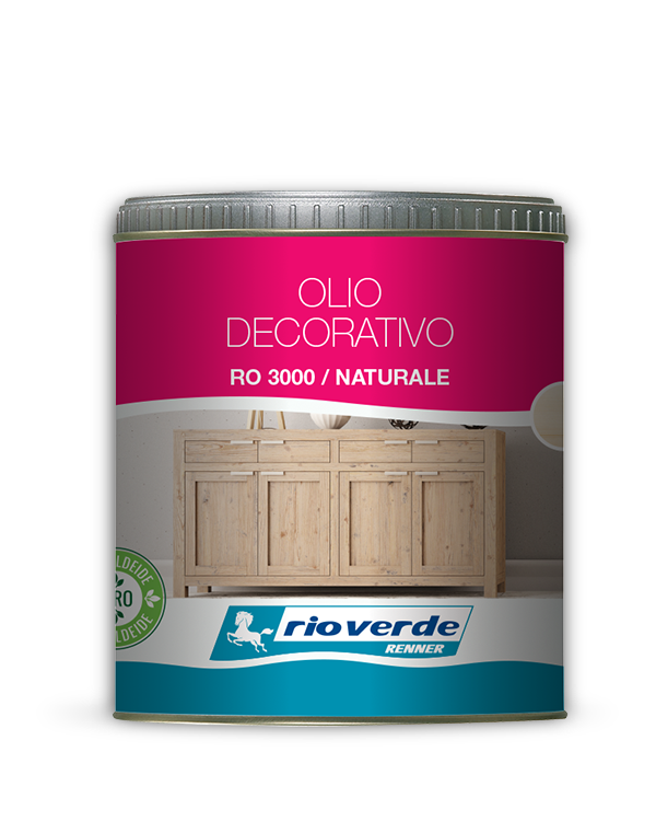 HYDRO OIL OLIO DECORATIVO RENNER RIOVERDE