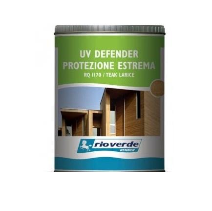 RQ1170 UV Defender protezione estrema Teak Larice Lt.5