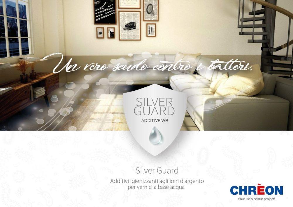 Silver Guard Additive Chreon Ml.100