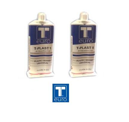 adesivo bi-componente T-PLAST 1 e T-PLAST 5