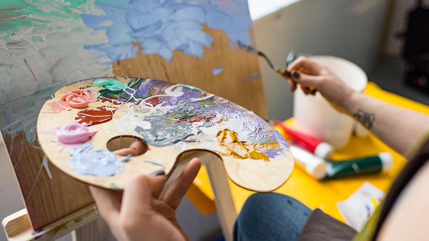 belle arti e creativita
