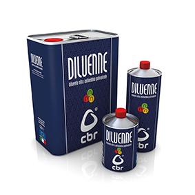DILUENNE Diluente Nitro Extra Antinebbia Chimica Cbr