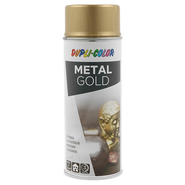 DUPLI-COLOR METAL GOLD