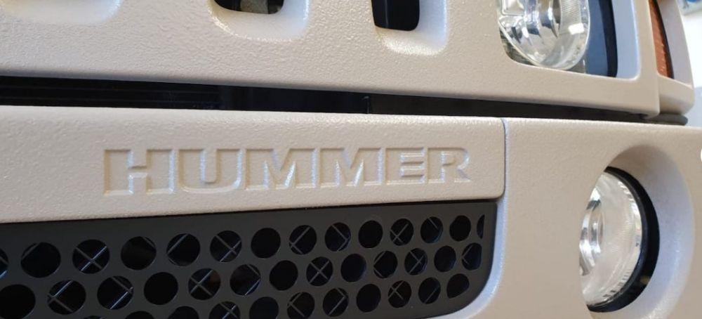 Gladiator Tintable Hummer
