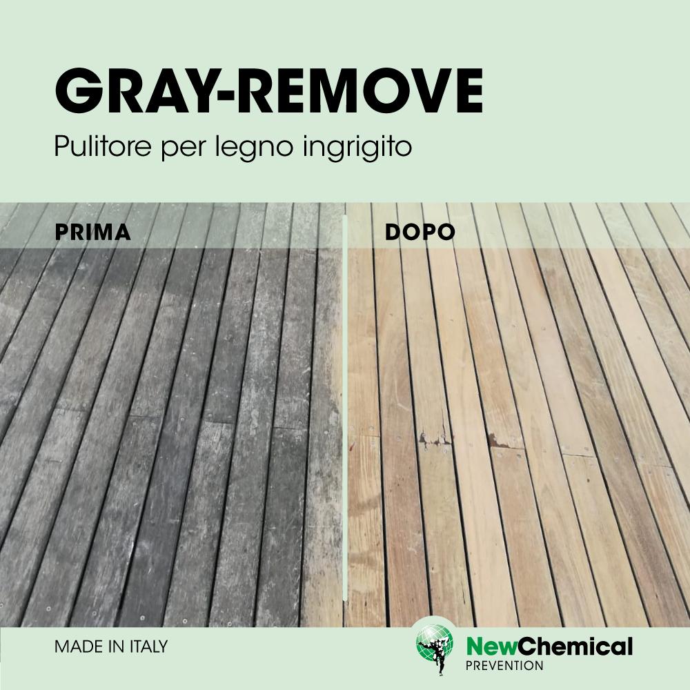gray remove