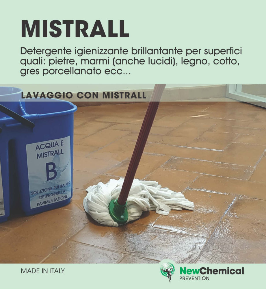 mistrall 1