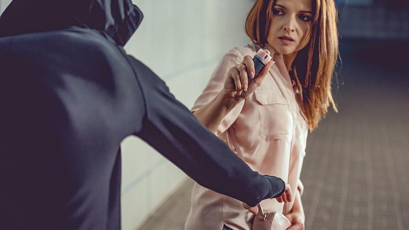antiaggressione e difesa personale