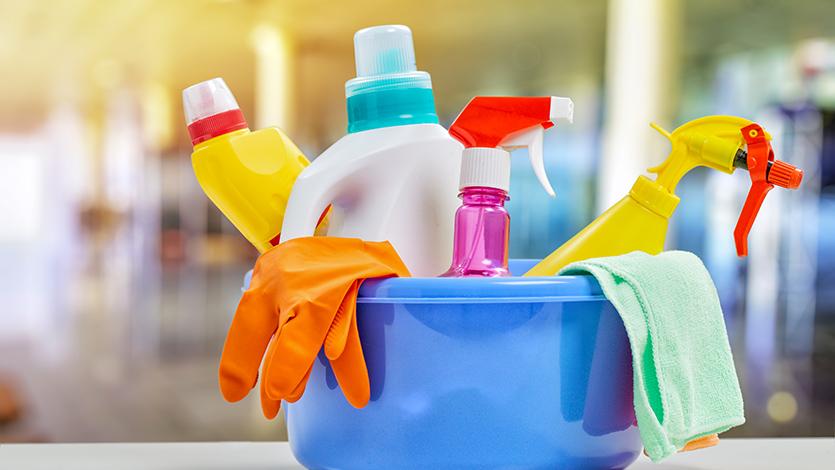 detergenti pulizia prima e dopo verniciatura