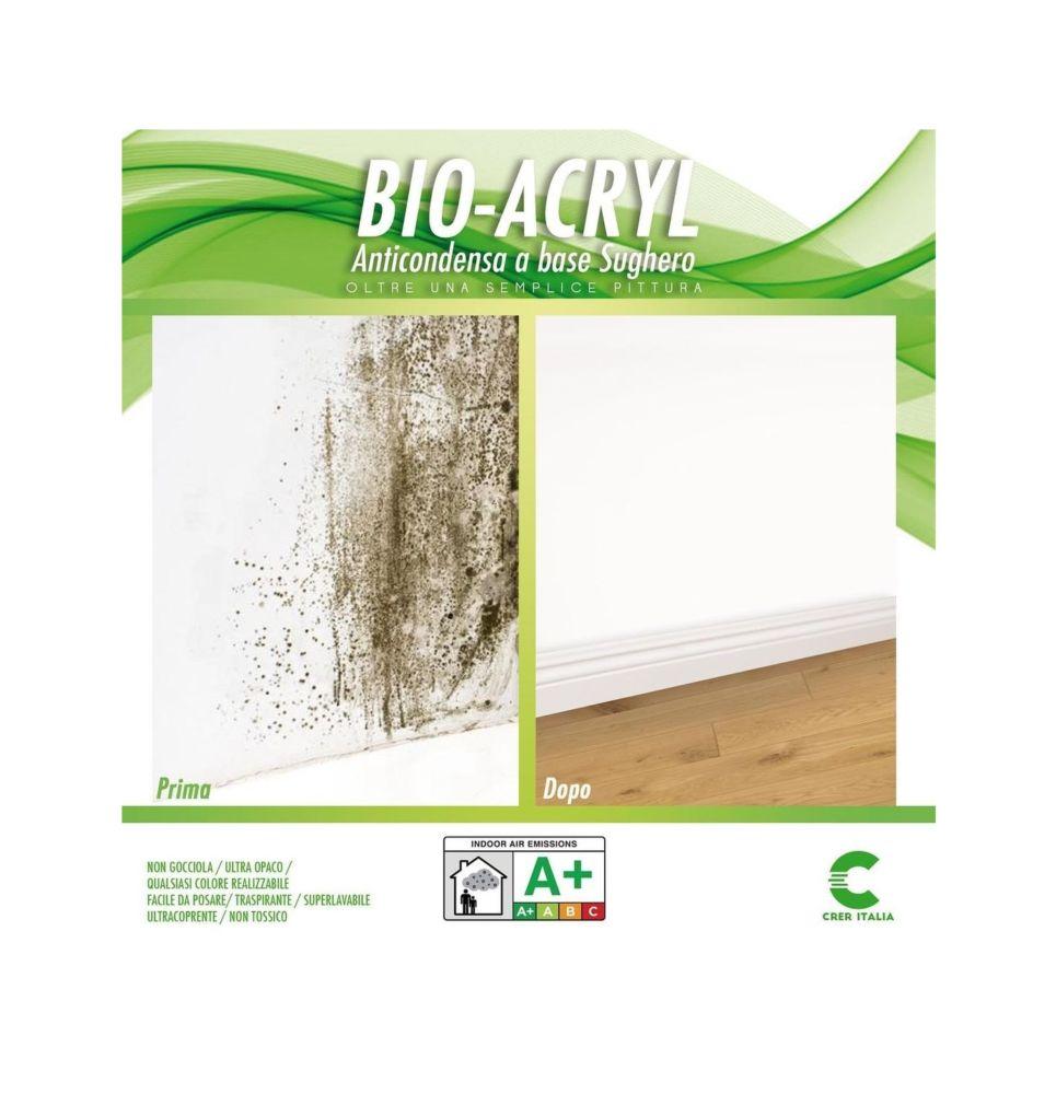 Bio-Acryl Pittura anticondensa termica