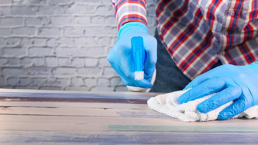 pulizia e manutenzione